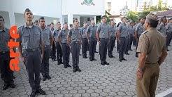 Brésil : les petits soldats de Bolsonaro (REPORTAGE)