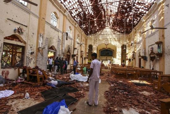 Sri Lanka : permanence de la fureur islamiste génocidaire des chrétiens.