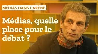 """Frédéric Taddeï : """"Les médias disent de moins en moins la vérité"""" (ENTRETIEN)"""
