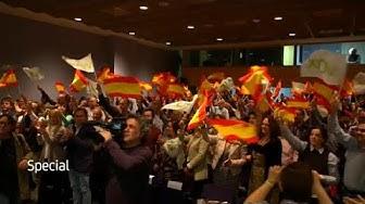 Vox, l'émergence du parti populiste de droite espagnol