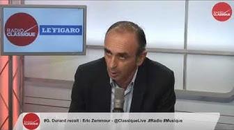 """Éric Zemmour : """"La discrimination positive est un scandale"""""""