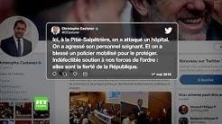 « Attaque » à la Pitié-Salpêtrière : la loi anti-fake news ne s'applique pas au tweet de Castaner (VIDÉO)