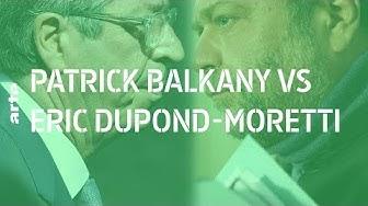 Patrick Balkany VS Éric Dupond-Moretti (VIDÉO)