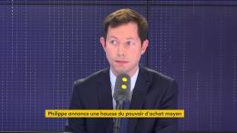 """Pass sanitaire : François-Xavier Bellamy dénonce """"une remise en cause de notre modèle de société"""" (VIDÉO)"""