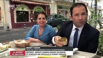 Bilal Hamon se filme au kebab (VIDÉO)