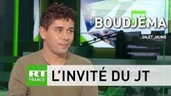 Boudjema : « Les Gilets jaunes parisiens ne vont plus déclarer leurs manifestations » (VIDÉO)