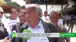 Marcel Campion : « C'est la mort, petit à petit, du métier de forain et des cirques, en France » (VIDÉO)