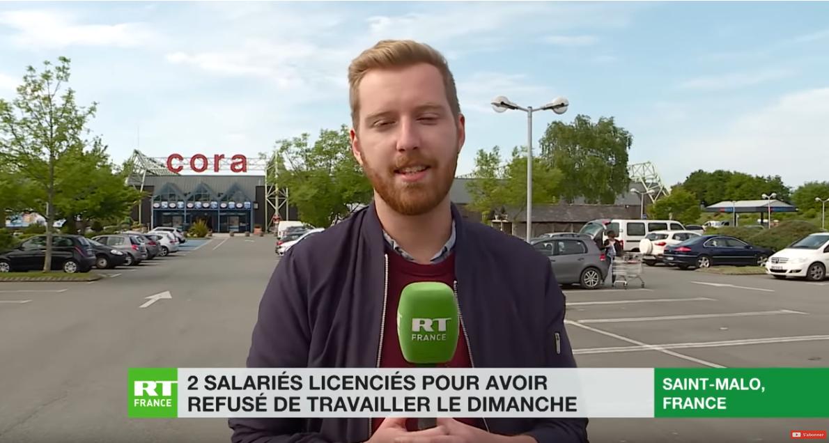 Deux salariés d'un Cora licenciés pour avoir refusés de travailler le dimanche