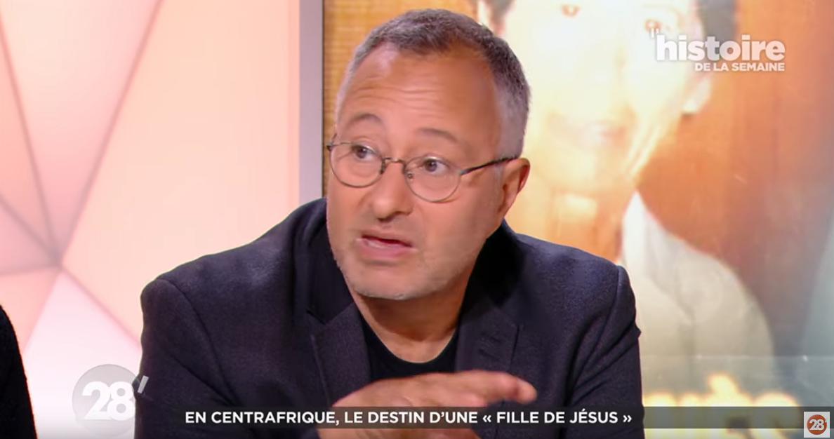 En Centrafrique, le destin d'une « fille de Jésus » (Claude Askolovitch)