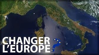 Le plan de l'Italie pour changer l'Union européenne