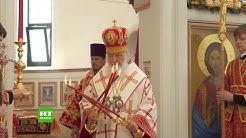 Le patriarche Cyrille consacre l'église orthodoxe de Tous les Saints à Strasbourg (VIDÉO)
