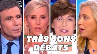 Européennes : les chaînes d'info satisfaites d'elles-mêmes après leurs débats (VIDÉO)