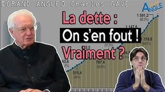 """Charles Gave : """"Il y a la bonne dette et la mauvaise dette ! Quelles différences ?"""" (VIDÉO)"""