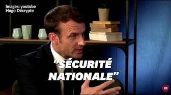 Journalistes convoqués par la DGSI : Emmanuel Macron invoque la sécurité nationale