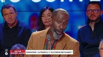 """Bilal Hassani à l'Eurovision : """"J'ai le sentiment que ça ne représente pas la France !"""" (David Dickens)"""