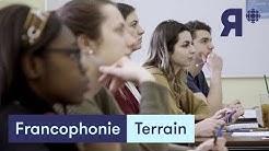 Étudier en français dans une mer d'anglophones (SPÉCIAL FRANCOPHONIE)