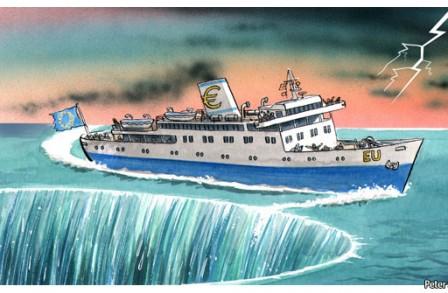 Arrêter le Titanic européen avant qu'il soit trop tard !