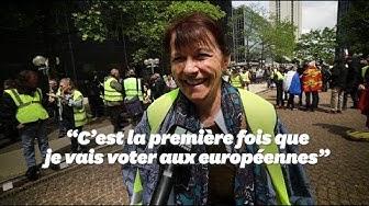 Élections européennes : les Gilets Jaunes VS Emmanuel Macron (VIDÉO)