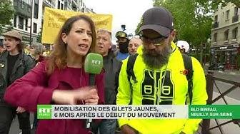 Jérôme Rodrigues : « On continue à montrer notre colère face aux injustices fiscales et sociales » (VIDÉO)
