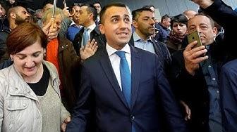 Luigi di Maio met son avenir entre les mains des adhérents du M5S