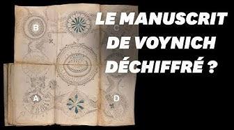 Le mystère du manuscrit de Voynich aurait enfin été élucidé ! (VIDÉO)