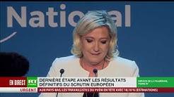 Marine Le Pen : Macron « n'a d'autre choix, au minimum, que de dissoudre l'Assemblée Nationale » (VIDÉO)