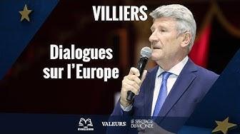 Philippe de Villiers : Plaidoyer sur le mensonge européen