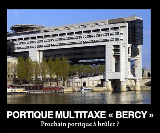 Taxations : l'occupant intérieur continue son âpre lutte contre les Français