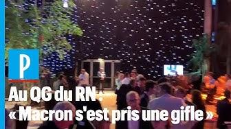 « Macron s'est pris une gifle » : les militants du Rassemblement national réagissent après la victoire de Jordan Bardella (VIDÉO)