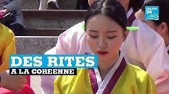Passage à l'âge adulte : des rites à la coréenne
