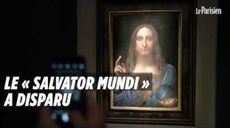 « Salvator Mundi » : Où est passé le tableau le plus cher du monde ?