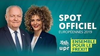 Ensemble pour le Frexit : le spot officiel de campagne de François Asselineau aux Européennes 2019 (VIDÉO)