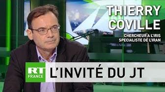 Nucléaire : l'Iran veut « mettre la pression sur les Européens » (Thierry Coville)