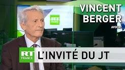 Vincent Berger, avocat : « Julian Assange va pouvoir saisir la Cour européenne des droits de l'homme » (VIDÉO)