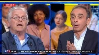 UE : stop ou encore, Éric Zemmour VS Daniel Cohn-Bendit (DÉBAT)