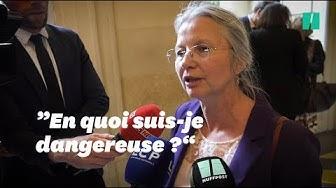 Menacée d'expulsion par (la secte ?) LREM, la députée anti-PMA sans père Agnès Thill répond (VIDÉO)