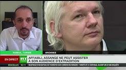 Procès Assange : « C'est un assassinat à petit feu » (Mehdi Taileb)