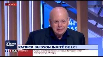 """Patrick Buisson : """"Il faut réunir tous les populistes"""" (VIDÉO)"""