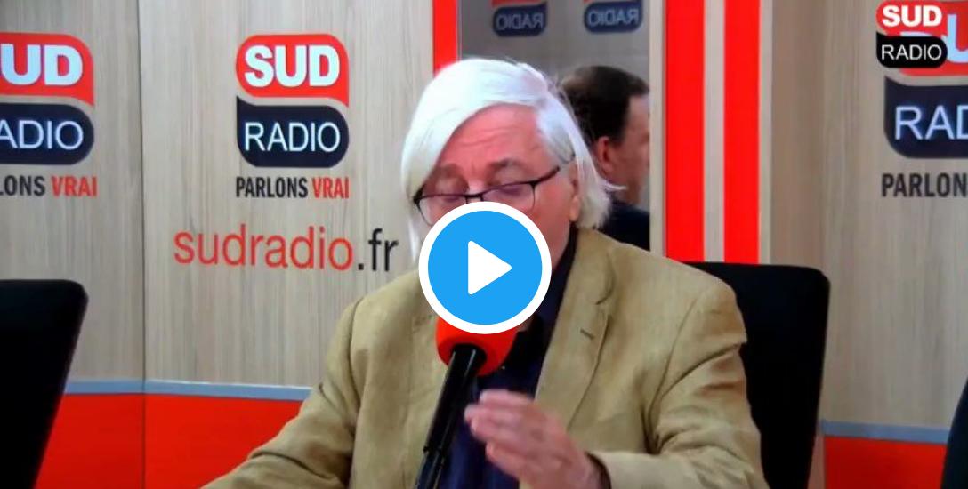 Jean-Paul Gourévitch : « Il y a en France entre 14 et 16 millions de personnes d'origine étrangère, 4 fois plus qu'il y a 20 ans ! » (VIDÉO)