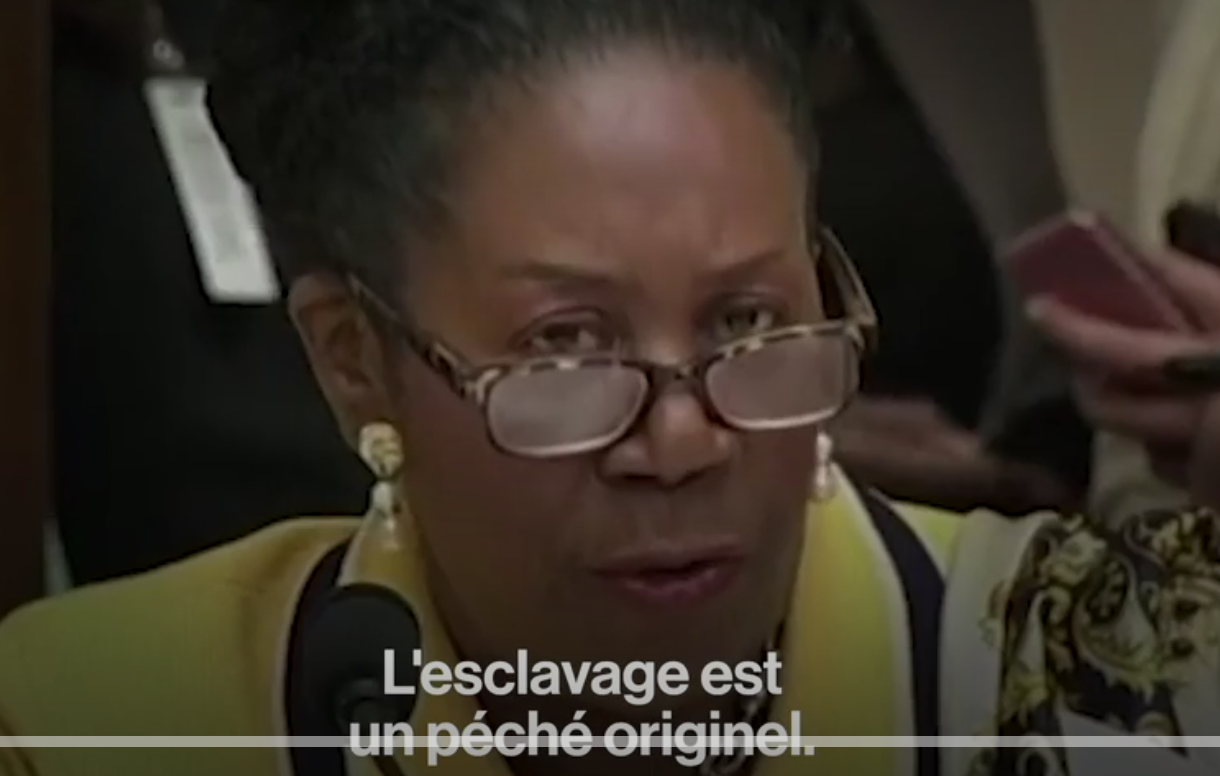 États-Unis : une élue démocrate demande l'indemnisation des descendants d'esclaves… (VIDÉO)