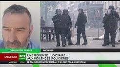 Christophe Chalençon : « J'espère que les policiers réaliseront qu'ils ont été pris pour des moutons » (VIDÉO)