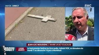 """Cimetière vandalisé à Toulouse : """"Un spectacle triste et désolant"""""""