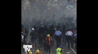 Des milliers de hongkongais de nouveau dans les rues (VIDÉO)