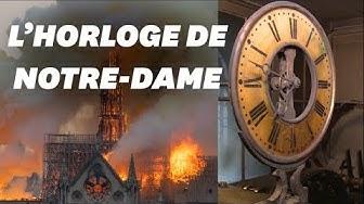 L'horloge de Notre-Dame bientôt reconstruite grâce à cette découverte ?