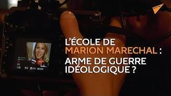 L'école de Marion Maréchal, arme de guerre idéologique ?