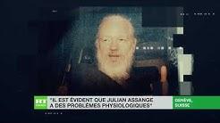 Julian Assange : un rapporteur de l'ONU dénonce une « torture psychologique » (VIDÉO)