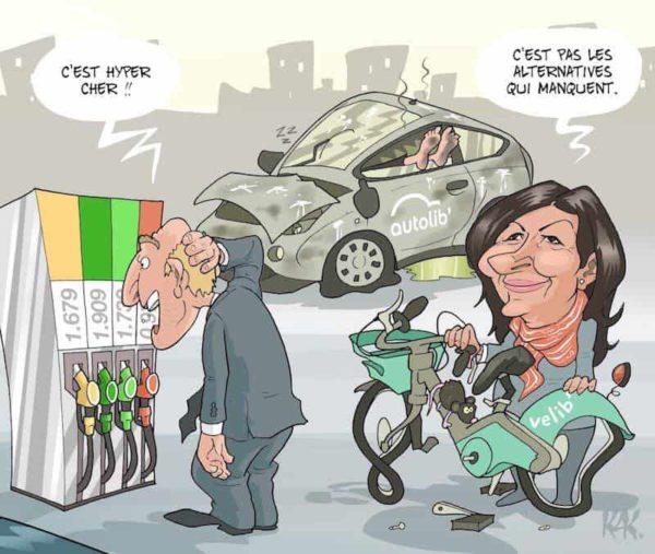 Loi Mobilité : plus de lois, moins de mobilité