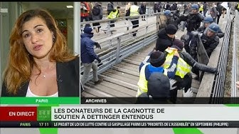Cagnotte Leetchi de Dettinger : l'avocate de l'ex-boxeur surprise par les auditions des donateurs