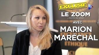"""Marion Maréchal : """"Je ne veux pas que ma France devienne le Kosovo !"""" (VIDÉO)"""