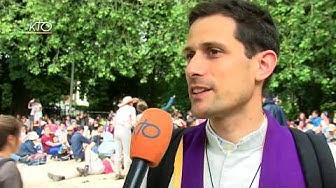 Le pèlerinage de Pentecôte Paris-Chartres comme si vous y étiez (REPORTAGE)
